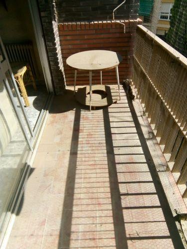 Piso en Barraquer con terraza