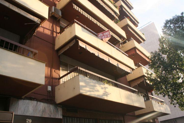 Piso en Avda América con terraza