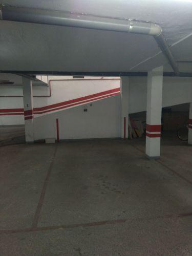 Plaza de aparcamiento en casco historico